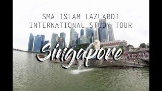 VIVA WISATA , SMA ISLAM LAZUARDI INTERNATIONAL STUDY TOUR SINGAPORE