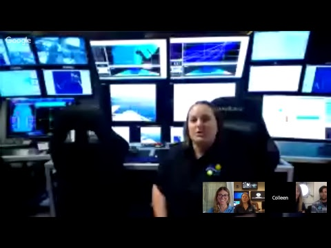 2nd World Ocean Day Tri-Ship Ocean Exploration Hangout - 06.08.17