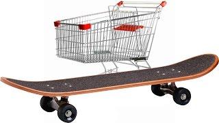 Приколы в супермаркете, интересное видео