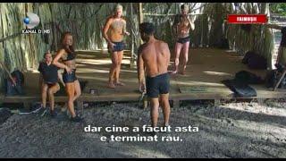 Survivor - Elena vs Zanni si Sebastian, conflict dur!
