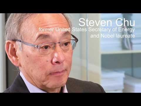 Steven Chu, tidl. amerikanske energiminister, Ørsted-forlæsning
