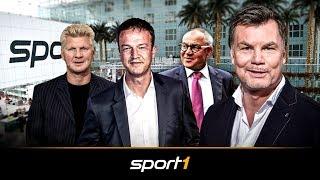 Ganze Folge CHECK24 Doppelpass mit Fredi Bobic und Felix Magath | SPORT1 - CHECK24 Doppelpass