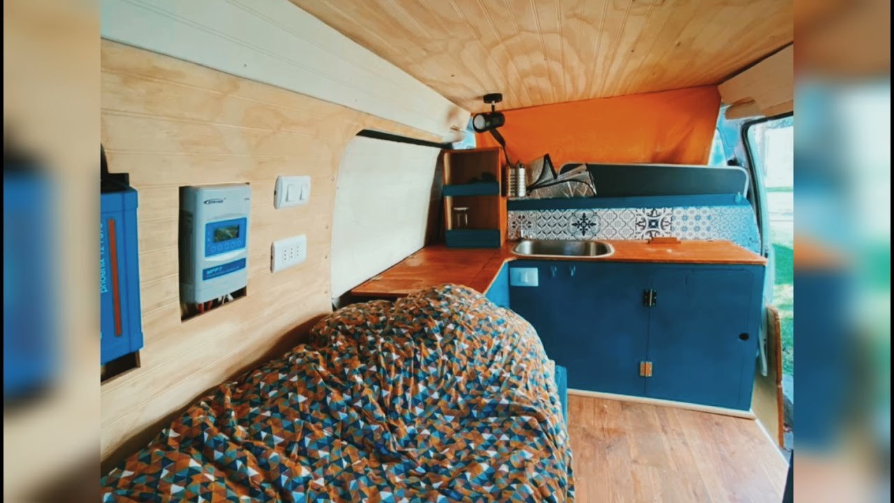 Awesome Campervan Conversion Projects in Chile
