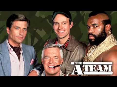 Soundbreaker DJs - A-team theme song remix