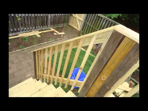 New Deck & Fence Project | SA Home Improvement | Northern Virginia