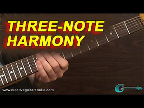 MUSIC THEORY: Layering 3 Note Harmony