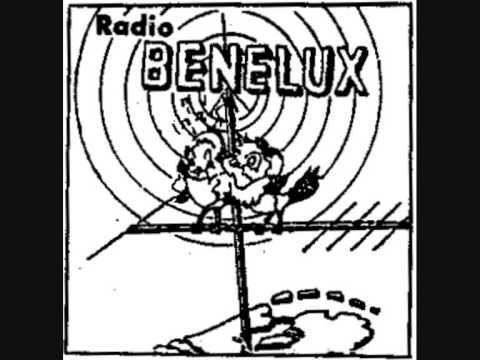 """Valentijn de Groot """" De Flashbackshow """" op 1 februari 1981 Benelux Radio Hilversum."""