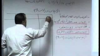 الإيمان والإسلام   [7/41]