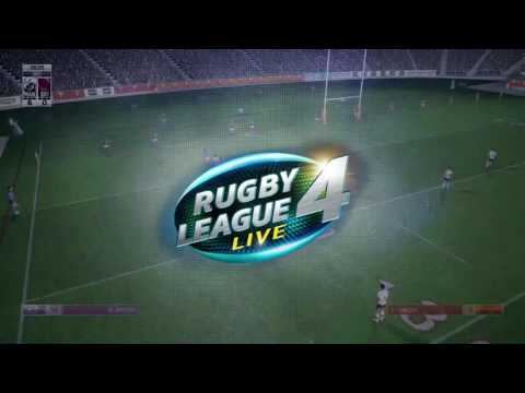 Rugby League Live 4 Game Review - Should You Buy It Or Not??