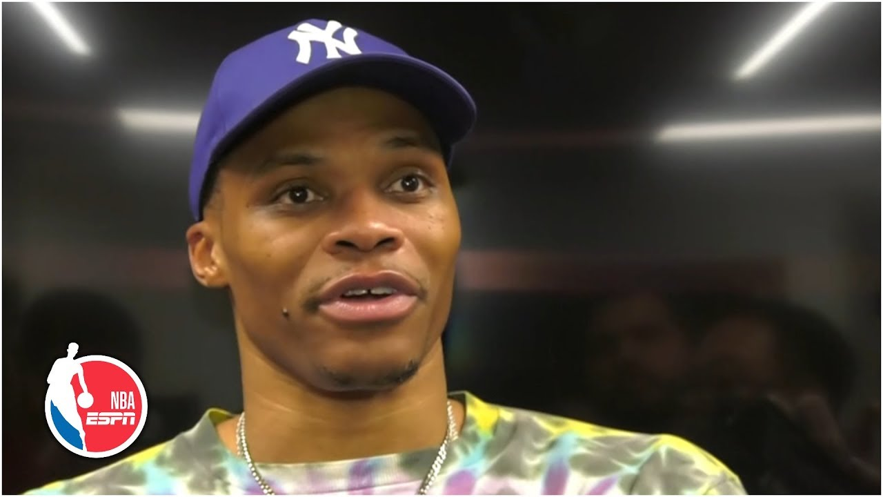 Rockets' Russell Westbrook on Ejection vs. Warriors: I'm Always the ...