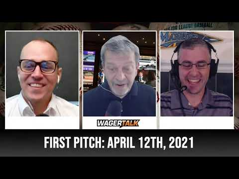 MLB Picks and Predictions   Free Baseball Betting Tips   WagerTalk's First Pitch for April 12