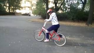 Edzia na rowerze - pokonała niepełnosprawność! Uwierzyła w siebie!
