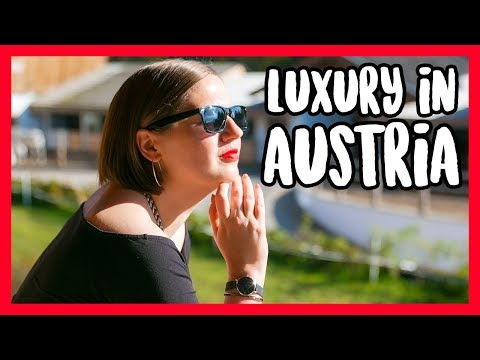 Glam Trip to Austria with Daniel Wellington | 5★ Hotel Stanglwirt