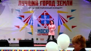 10   Анна Куликова    «Cherrycola». Свиблово 21/06/2013