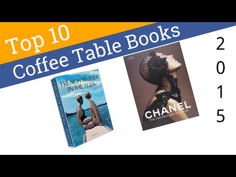 10 Best Coffee Table Books 2015