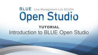 Video: BLUE Open Studio Tutorial #1: Introduction