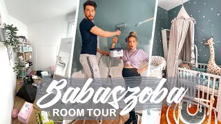 👶 BABASZOBA ROOM TOUR | JÖN A BABA ♡ Chloe From The Woods