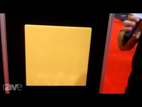 InfoComm 2013: Primacoustic Talks About its Printable and Paintable Panels