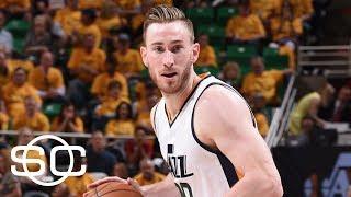 Gordon hayward agrees to join celtics   sportscenter   espn