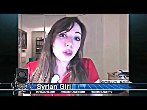 Syrian Girl: Obama Directly Backing Al-Qaeda in Public Statement