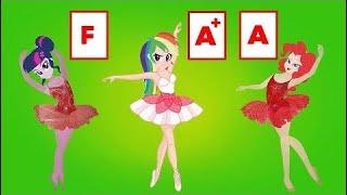 ✅ Equestria Girls Animation Cartoons   Twilight Sparkle Becomes A Dancer   Zilo PPG Animation