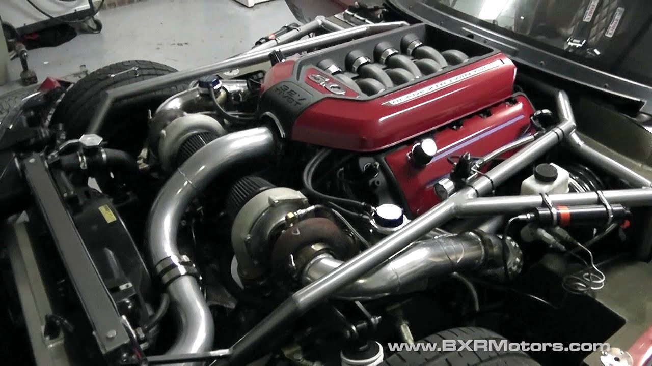 Twin Turbo Coyote 5 0 Blade Xtr Specs And Timelapse