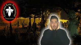 GHOST HUNT WITH ESSEX AND KENT PARANORMAL RESEARCH SOCIETY | Bradley Chlopas