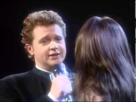 All I Ask Of You-Sarah Brightman &  Michael Ball  / mays - ميس .flv