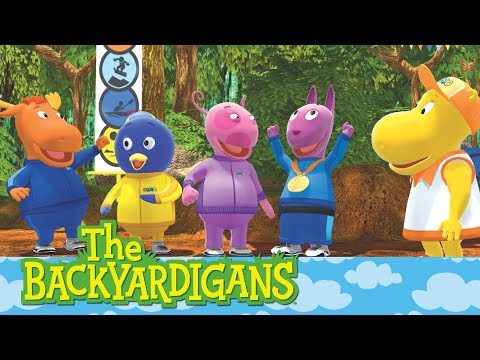 The Backyardigans: Race around the World - Ep.17 thumbnail