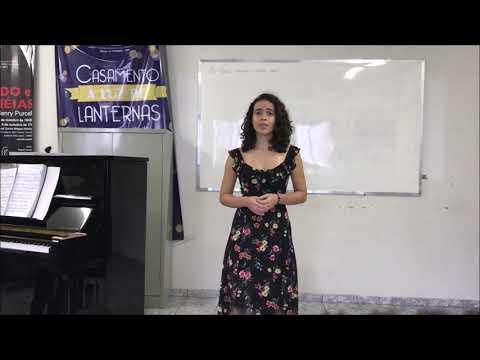 Letícia Moraes Inscrição Canto Em Trancoso 2019