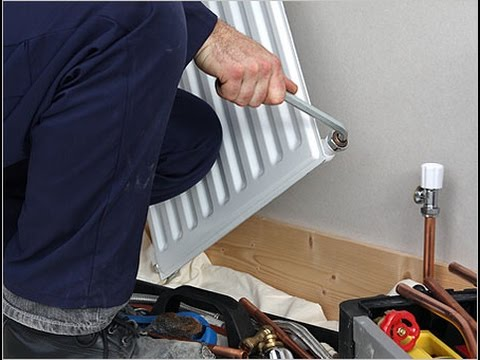 Why You Should Top Up the Water in Your Central Heating System - YouTube