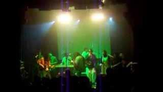 ALMA RASTA ►Iron Lion Zion◄ Tributo a Bob Marley  2012