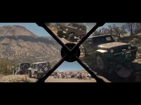 Car + Culture - Albuquerque 4X4s Trailer   Advance Auto Parts