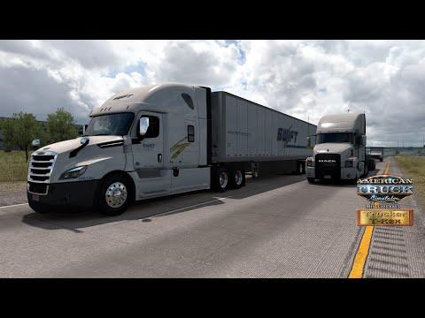 American Truck Simulator video number 431 |