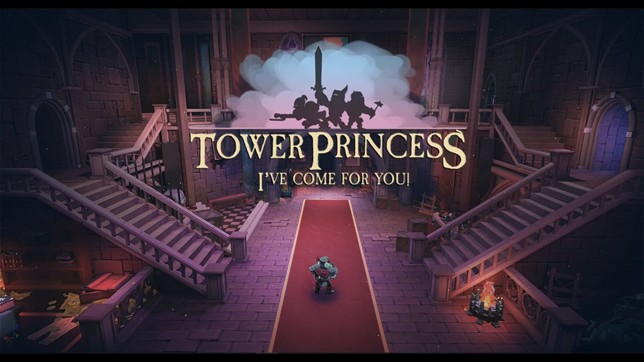 Tower Princess: I've come for YOU! by AweKteaM