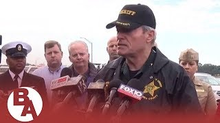 Gunman opens fire at Pensacola Air Base, killing at least three and injuring multiple others