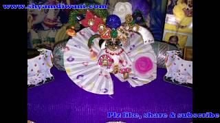 Download Video summer special - regular daily light work shingar of Ladoo Gopal - with tips nd tricks MP3 3GP MP4