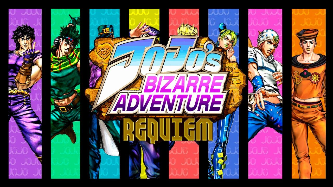 JoJo's Bizarre Adventure: Requiem - PC Gameplay [1080p ...