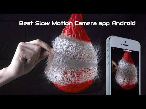Best Slow Motion Camera App Android || Make Slow Motion On Android || Enable Slow Motion On Android