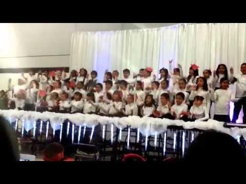 Adelante Dual Language Academy- Donde esta Santa Claus
