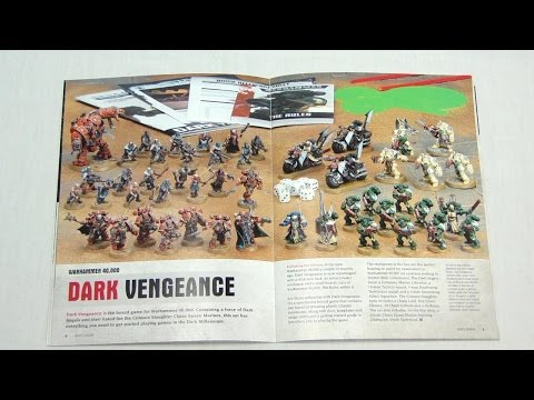 White Dwarf #25 & New Dark Vengeance Review
