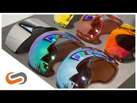 Oakley Prizm Lens Technology Explained at SIA 2017   SportRx