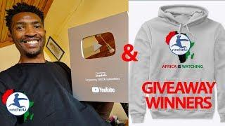 Baixar Youtube Finally Sends 2nacheki 100K Silver Button & Giveaway Winners