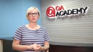 Индивидуальное  обучение  тестированию  в QA Academy