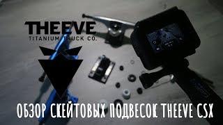 Видео-обзор подвесок Theeve CSX: отзыв, первое впечатление