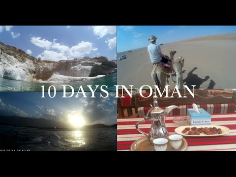 10 DAYS IN OMAN
