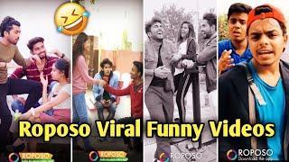 Roposo Funny Video | Roposo Video | Roposo App Video | Roposo Comedy Video | New Viral Roposo Video