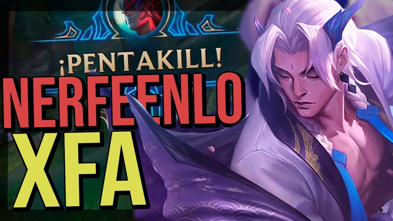 ¡JUEGO YONE HASTA QUE LO NERFEEN Y SE VUELVA INUTIL DIA 1 - ME HICE UNA PENTA! - League of Legends