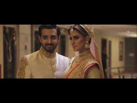 Riz and Sameera Nikah Wedding Ceremony in Dubai - Trailer