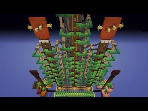 Pogo Sticks by Animusic - Remade in Minecraft | New 1.12 Note Block Sounds